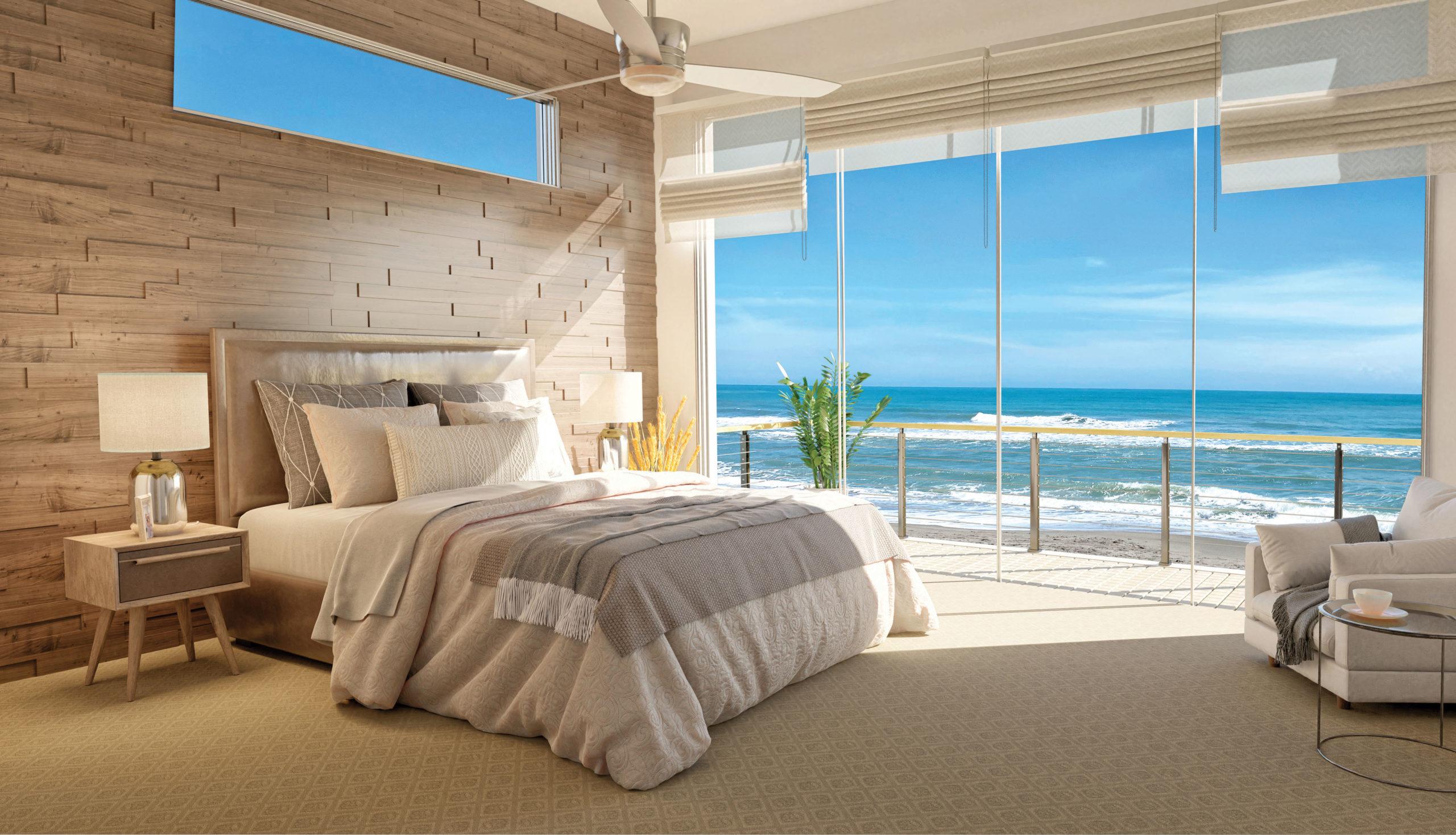 Harbor Island Beach Club Ocean Home Master Bedroom